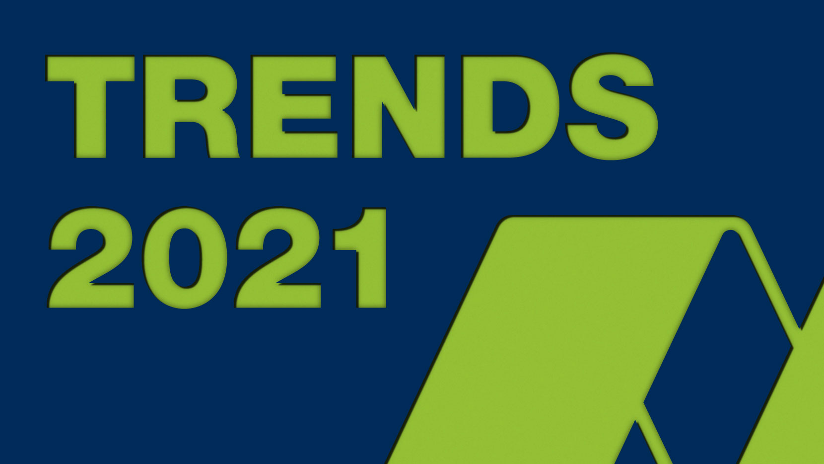 Header zum Blogartikel Trends 2021 Teil 1 Design